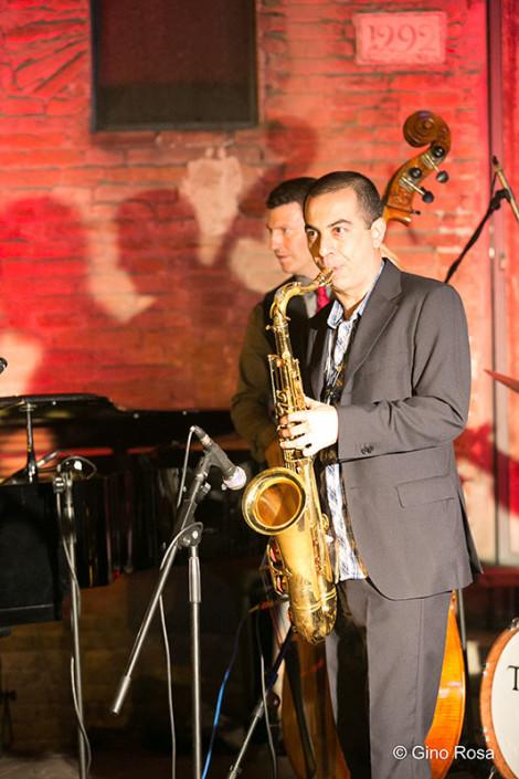 John Webber and Valerio Pontrandolfo