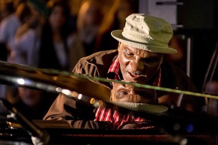 Harold Mabern (photo by Gaetano Chiodini)